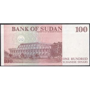 Судан 100 динаров 1994 - UNC