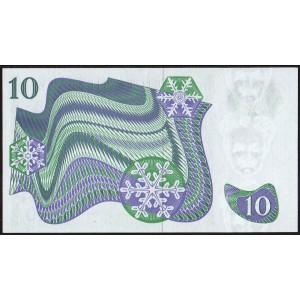Швеция 10 крон 1971 - UNC