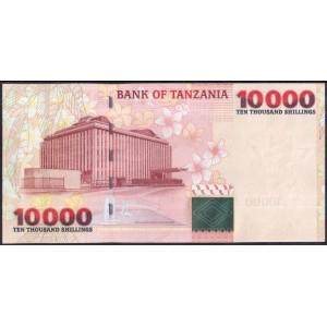 Танзания 10000 шиллингов 2003 - UNC