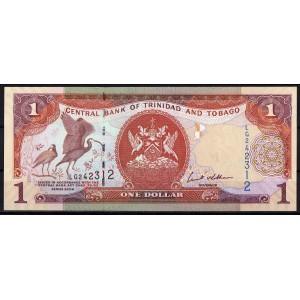 Тринидад и Тобаго 1 доллар 2006 - UNC