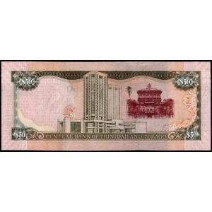 Тринидад и Тобаго 50 долларов 2006 - UNC