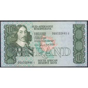 ЮАР 10 рендов 1978 - UNC