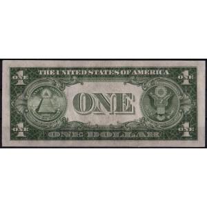 США 1 доллар 1935 D - UNC