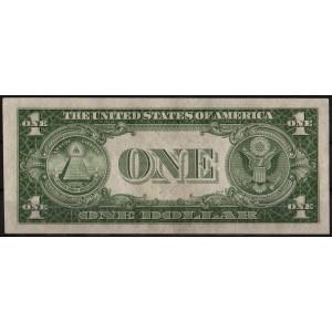 США 1 доллар 1935 E - UNC