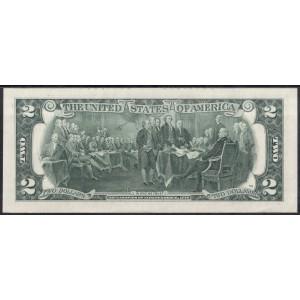 США 2 доллара 2013 - UNC