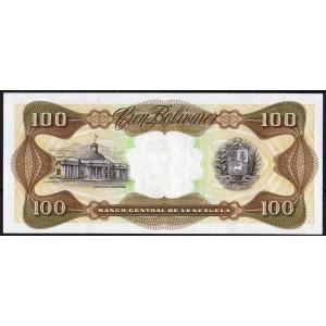 Венесуэла 100 боливаров 1998 - UNC