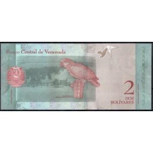 Венесуэла 2 боливара 2018 - UNC