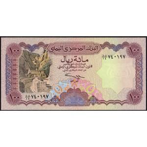Йемен 100 риалов 1993 - UNC