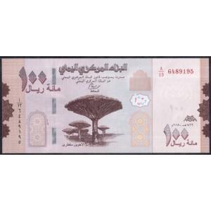 Йемен 100 риалов 2019 - UNC