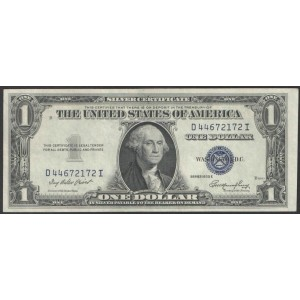 Серебряный сертификат США