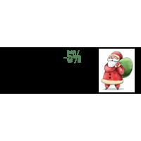 -5% скидка на весь товар с 25 декабря по 7 января!